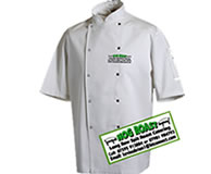Corporate and work wear including Chef Whites